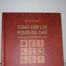 Livres d'occasion: COMO LEER LOS POSOS DEL CAFÉ.. Lote 181614260
