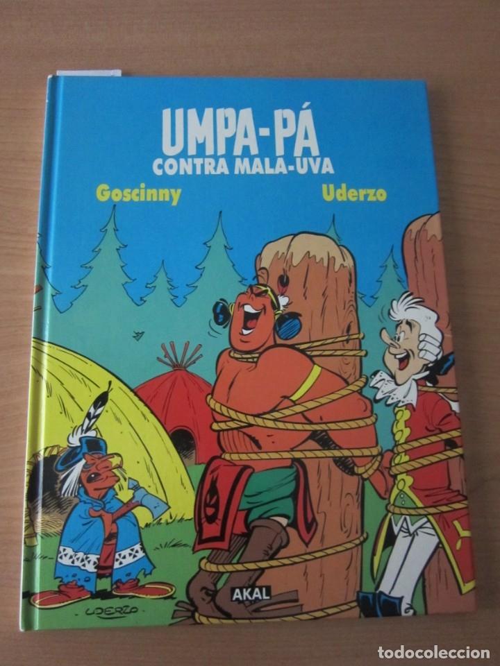 UMPA-PÁ CONTRA MALA-UVA (Libros de Segunda Mano - Literatura Infantil y Juvenil - Otros)