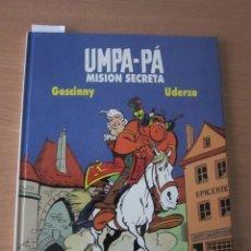 Libros de segunda mano: UMPA-PÁ MISIÓN SECRETA. Lote 181680780