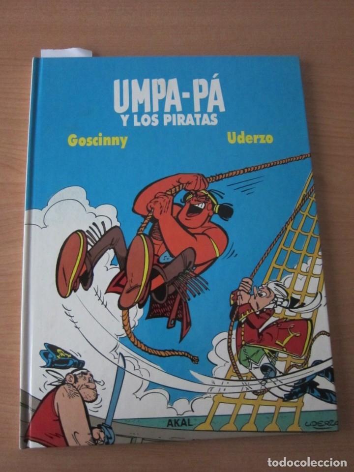 UMPA-PÁ Y LOS PIRATAS (Libros de Segunda Mano - Literatura Infantil y Juvenil - Otros)