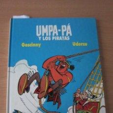 Libros de segunda mano: UMPA-PÁ Y LOS PIRATAS. Lote 181680947