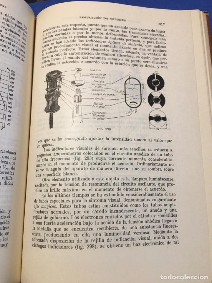 Libros de segunda mano: LA ESCUELA DEL TÉCNICO ELECTRICISTA. EDITORIAL LABOR. 1960. - Foto 2 - 181681363