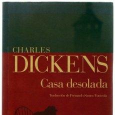 Libros de segunda mano: CASA DESOLADA CHARLES DICKENS . Lote 181713800