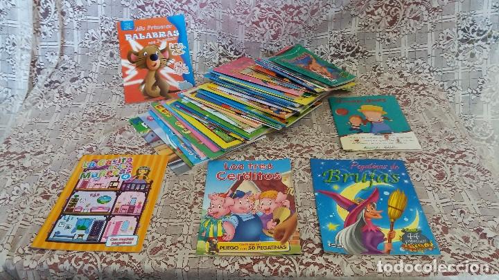 GRAN LOTE DE 54 LIBROS O PUBLICACIONES INFANTILES A CLASIFICAR, VARIOS AÑOS (Libros de Segunda Mano - Literatura Infantil y Juvenil - Otros)