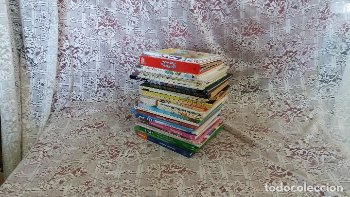 GRAN LOTE DE 31 LIBROS O PUBLICACIONES INFANTILES (2), A CLASIFICAR, VARIOS AÑOS Y TÍTULOS (Libros de Segunda Mano - Literatura Infantil y Juvenil - Otros)