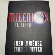 Libros de segunda mano: MILENIO 3. EL LIBRO (IKER JIMÉNEZ / CARMEN PORTER). Lote 181790185