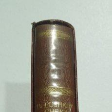 Libros de segunda mano: CUENTOS RUSOS DE PUSKIN A CHEJOV - TDK158. Lote 181802706