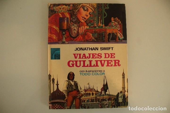 LOS VIAJES DE GULLIVER (Libros de Segunda Mano - Literatura Infantil y Juvenil - Otros)