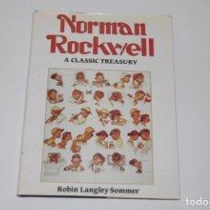 Libros de segunda mano: NORMAN ROCKWELL. Lote 181943326