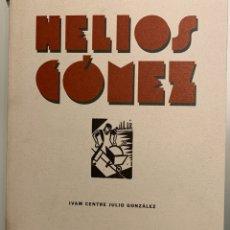 Libros de segunda mano: HELIOS GÓMEZ. IVAM 1998. Lote 181953205