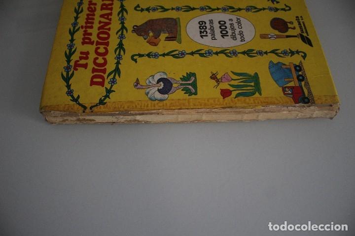 Libros de segunda mano: TU PRIMER DICCIONARIO - Foto 2 - 182002168