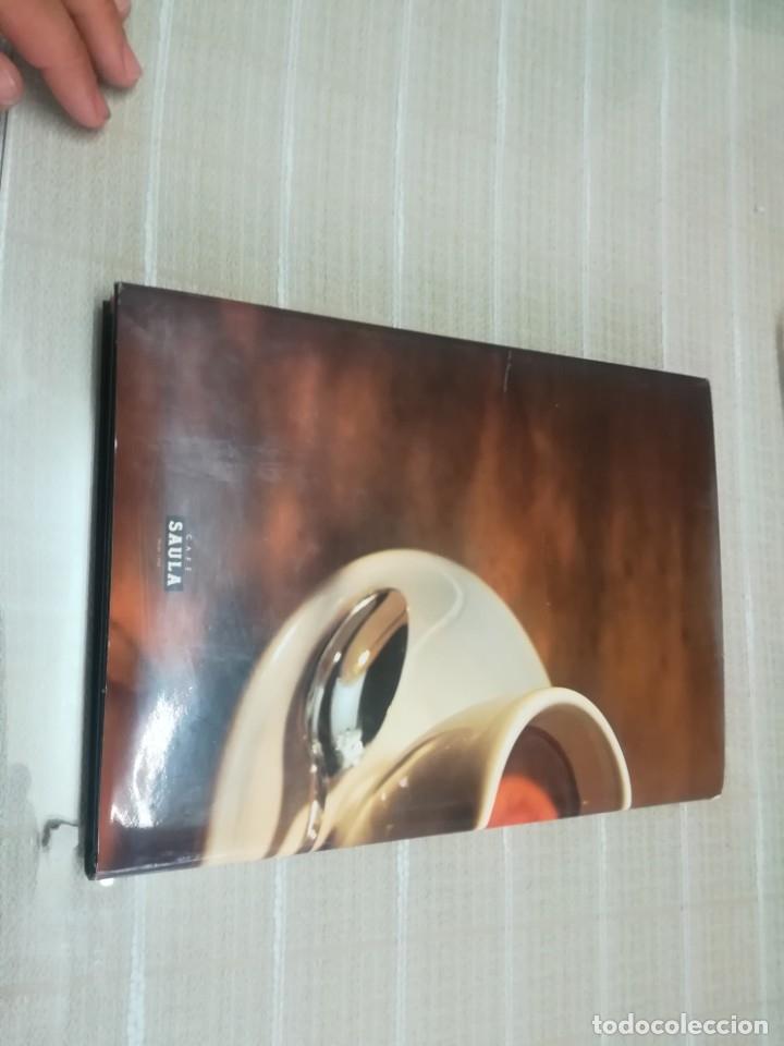 Libros de segunda mano: Detrás de una taza de café. Café Saula. Lluís Saula Puig. - Foto 4 - 182002287
