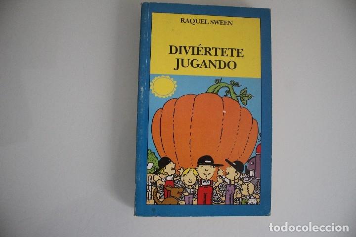 DIVIERTE JUGANDO (Libros de Segunda Mano - Literatura Infantil y Juvenil - Otros)