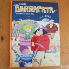 Libros de segunda mano: EL PIRATA GARRAPATA EN LA LUNA. Lote 182058065