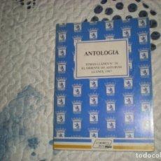 Libros de segunda mano: ANTOLOGÍA.TEMAS LLANES Nº 36.EL ORIENTE DE ASTURIAS EASA 1987. Lote 182086530