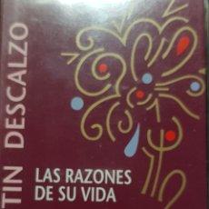 Libri di seconda mano: LAS RAZONES DE LA VIDA. MEDITACIONES. JOSE LUIS MARTIN DESCALZO. Lote 182093952