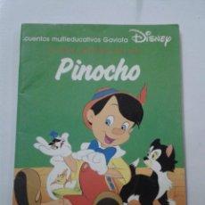 Libros de segunda mano: PINOCHO DE WALT DISNEY. Lote 182116583