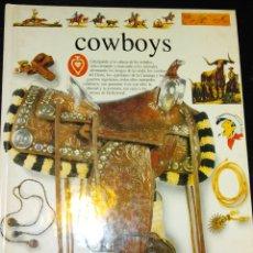 Libros de segunda mano: COWBOYS. Lote 182142886