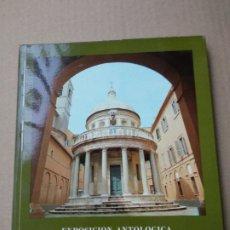 Libros de segunda mano: EXPOSICION ANTOLOGICA. ACADEMIA ESPAÑOLA BELLAS ARTES DE ROMA (1873-1979).. Lote 182228950