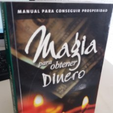 Libros de segunda mano: MAGIA PARA OBTENER DINERO - TELESCO, PATRICIA. Lote 182277815