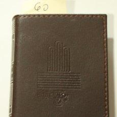 Libros de segunda mano: AGUILAR - COLECCION CRISOLIN Nº 60- UN AMOR DE JOSEP PLA EN EL CANADELL - JOSEP PLA. Lote 182283570