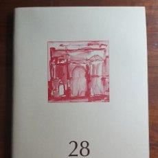 Libros de segunda mano: REVISTA ALMORAIMA. 28 OCTUBRE 2002. SUPLEMENTO CREACIÓN LITERARIA ARTÍSTICA CÁDIZ CAMPO DE GIBRALTAR. Lote 182312446