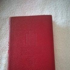 Libros de segunda mano: COLECCION CRISOL Nº 302. EL CANDOR DEL PADRE BROWN. KEITH CHESTERTON. 8.5 X 12CM. 454 PAG. 1950. Lote 182320068