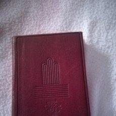 Libros de segunda mano: COLECCION CRISOL Nº 342. NUEVOS CUENTOS DE LAS COLINAS. RUDYARD KIPLING. 8.5 X 12CM. 432 PAG. 1952. Lote 182320790