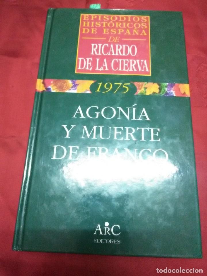 Libros de segunda mano: (Lote de 4). Episodios Históricos de España. Ricardo de la Cierva. Nn. 1, 2, 3 y 4. - Foto 4 - 182321561