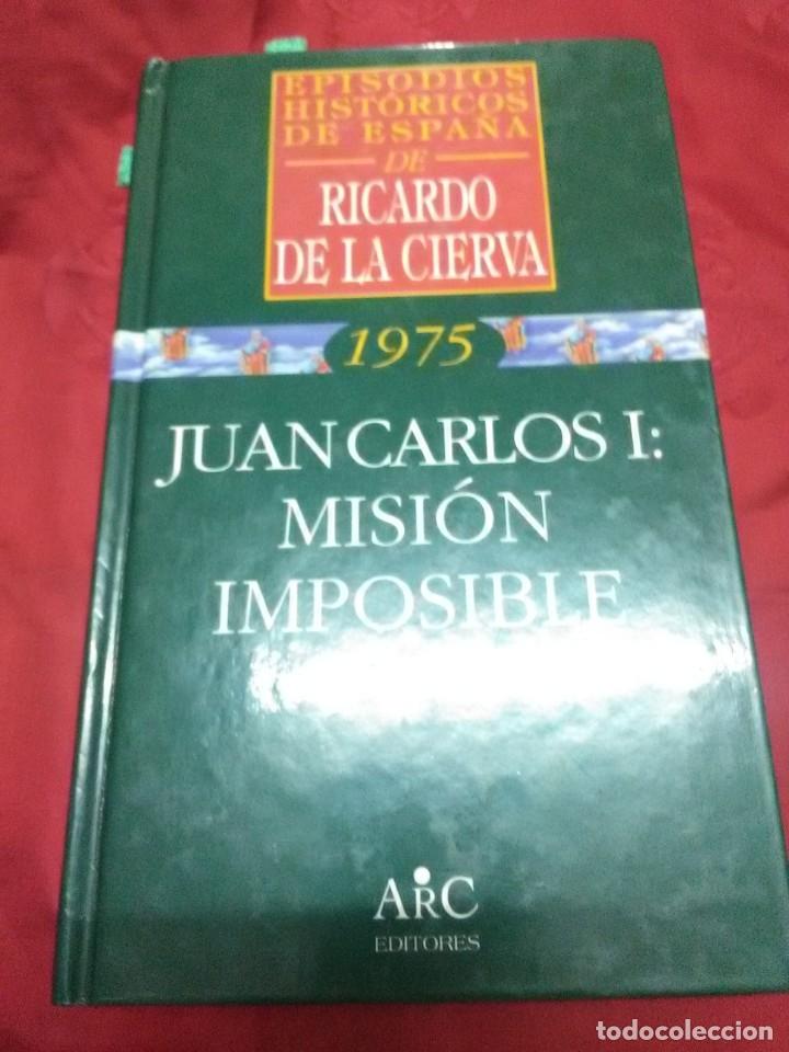 Libros de segunda mano: (Lote de 4). Episodios Históricos de España. Ricardo de la Cierva. Nn. 1, 2, 3 y 4. - Foto 5 - 182321561