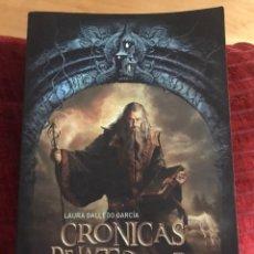 Libros de segunda mano: CRÓNICAS DE LA TORRE I EL VALLE DE LOS LOBOS LAURA GALLEGO GARCÍA. Lote 182545397