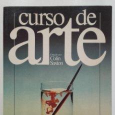 Libros de segunda mano: CURSO DE ARTE - COLIN SAXTON - HERMANN BLUME. Lote 182566760