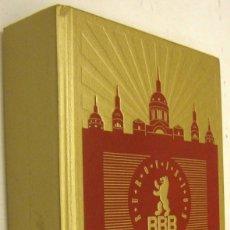 Libros de segunda mano: BBB - BRAND BIBLE - ILUSTRADO - EN INGLES. Lote 182568243