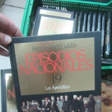 Livros em segunda mão: EPISODIOS NACIONALES (19), LOS APOSTÓLICOS, BENITO PÉREZ GALDÓS. EP-12. Lote 182590895