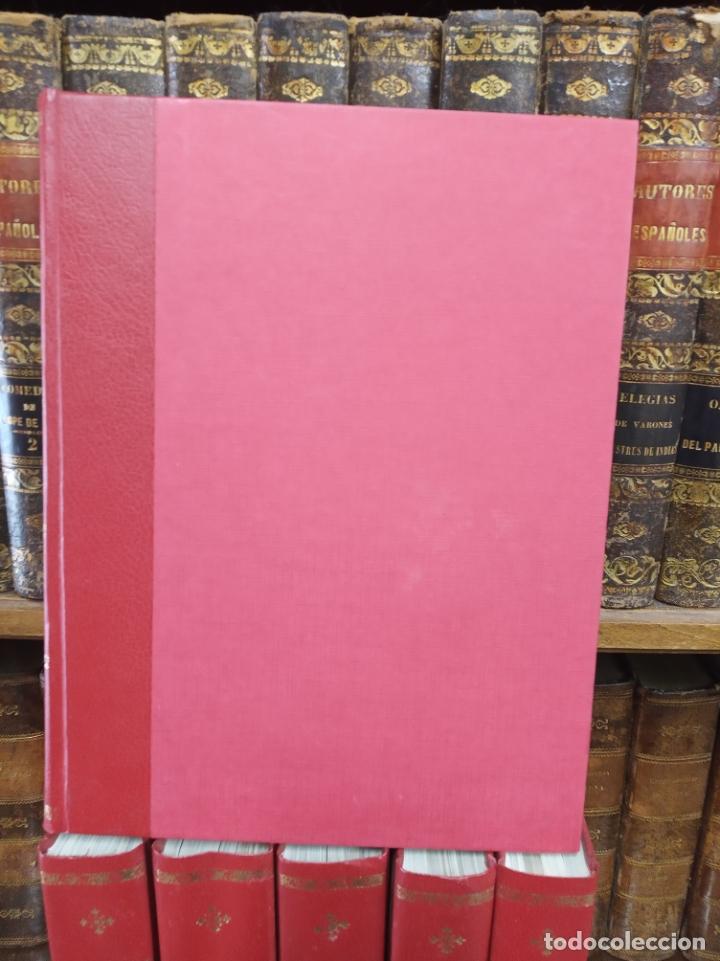 Libros de segunda mano: Colección de revistas encuadernadas. Architectural digest. Años 80-90. 6 tomos. 24 revistas. - Foto 2 - 182608573