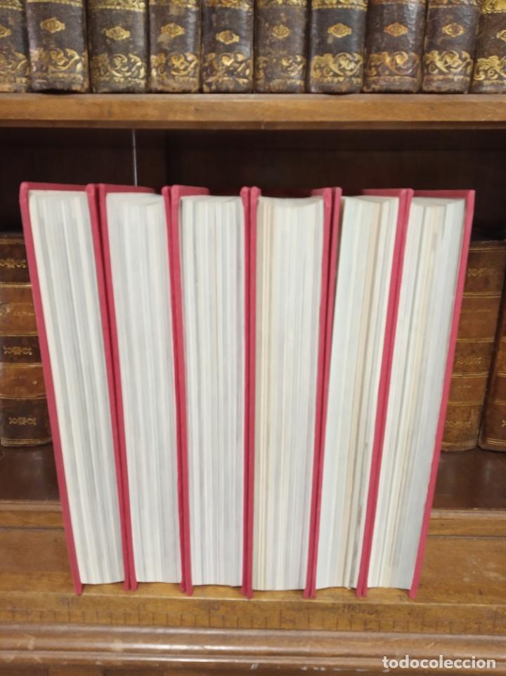 Libros de segunda mano: Colección de revistas encuadernadas. Architectural digest. Años 80-90. 6 tomos. 24 revistas. - Foto 9 - 182608573