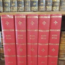 Libros de segunda mano: COLECCIÓN DE REVISTAS ENCUADERNADAS. NUEVO ESTILO. AÑOS 89 AL 92. 5 TOMOS. 15 REVISTAS. . Lote 182609376