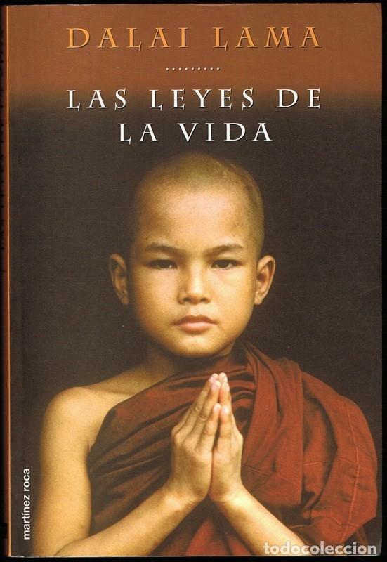 LAS LEYENDAS DE LA VIDA DALAI LAMA (Libros de Segunda Mano - Pensamiento - Otros)