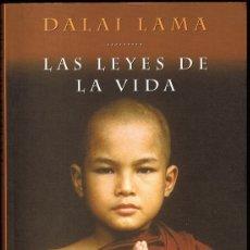 Libros de segunda mano: LAS LEYENDAS DE LA VIDA DALAI LAMA . Lote 182618560