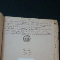 Libros de segunda mano: 1984 - COLÓN - LIBRO DE LAS PROFECÍAS - FACSÍMIL DEL MANUSCRITO DE LA BIBLIOTECA CAPITULAR COLOMBINA. Lote 182628481