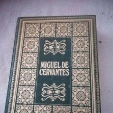 Libros de segunda mano: BIBLIOTECA DE LOS GRANDES CLASICOS. MIGUEL DE CERVANTES. DON QUIJOTE DE LA MANCHA. 1967. BARCELONA. Lote 182632381