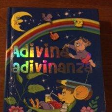 Libros de segunda mano: ADIVINA ADIVINANZA. SERVILIBRO EDICIONES. Lote 182633880