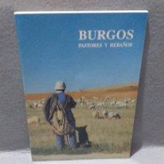 Libros de segunda mano: BURGOS PASTORES Y REBAÑOS. FRAY VALENTIN DE LA CRUZ.. Lote 182651948