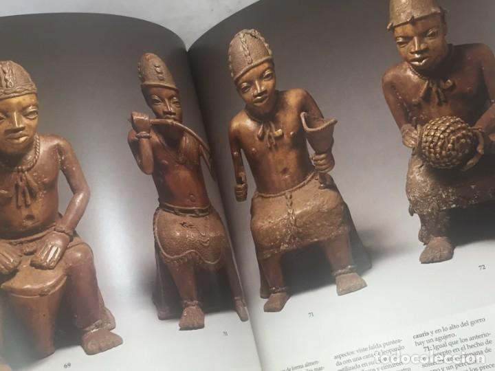Libros de segunda mano: ARTE DEL ÁFRICA NEGRA. Colección Glendonwyn, Acosta Mallo Llull Martinez, Tribal 1992 - Foto 8 - 182669685