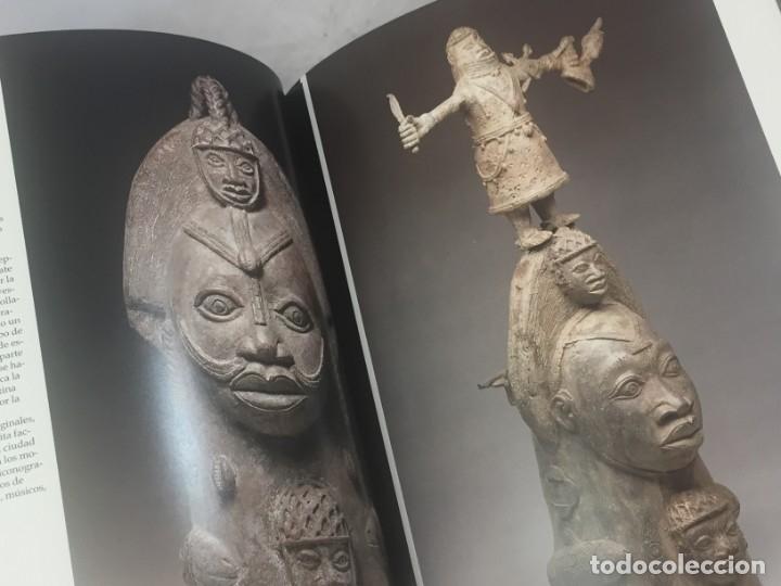 Libros de segunda mano: ARTE DEL ÁFRICA NEGRA. Colección Glendonwyn, Acosta Mallo Llull Martinez, Tribal 1992 - Foto 9 - 182669685