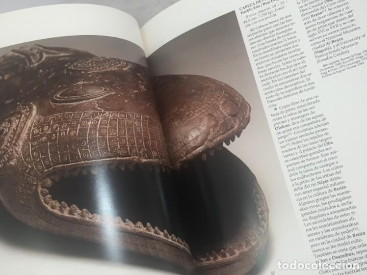 Libros de segunda mano: ARTE DEL ÁFRICA NEGRA. Colección Glendonwyn, Acosta Mallo Llull Martinez, Tribal 1992 - Foto 10 - 182669685