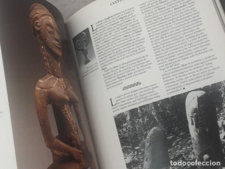 Libros de segunda mano: ARTE DEL ÁFRICA NEGRA. Colección Glendonwyn, Acosta Mallo Llull Martinez, Tribal 1992 - Foto 14 - 182669685