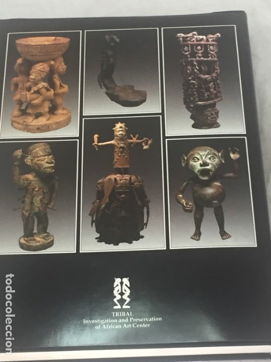 Libros de segunda mano: ARTE DEL ÁFRICA NEGRA. Colección Glendonwyn, Acosta Mallo Llull Martinez, Tribal 1992 - Foto 15 - 182669685