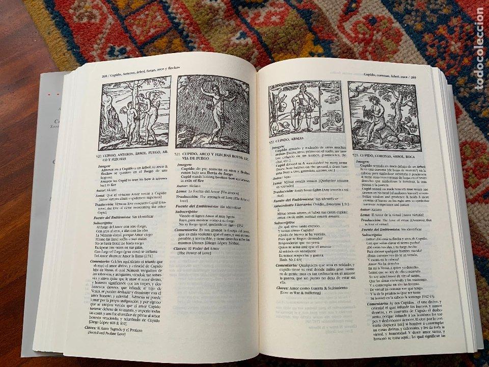 Libros de segunda mano: emblemas de españoles ilustrados ediciones akal 1999 contiene cd nuevo - Foto 3 - 182702003