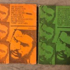 Libros de segunda mano: ASPECTOS ESENCIALES DE TEORÍA Y PRÁCTICA ECONÓMICA EN PENSAMIENTO DE ERNESTO GUEVARA CHE. Lote 182715576